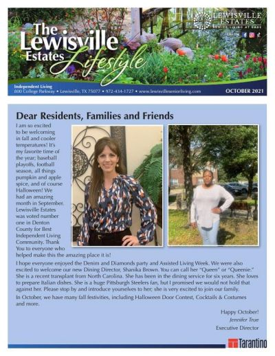 Independent Living Current Newsletter