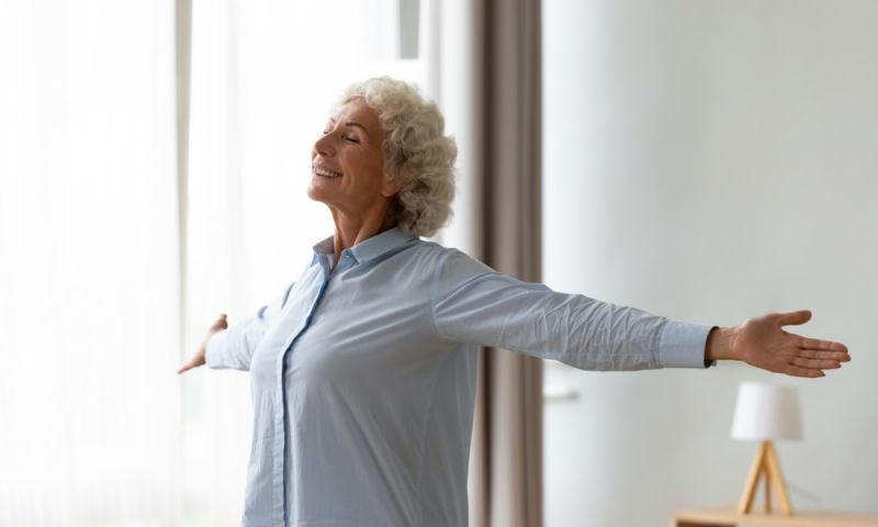4 Ways Seniors can Live Young at Lewisville Estates