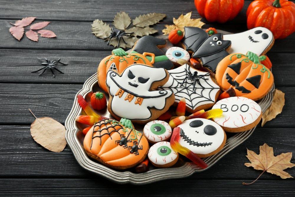 Halloween Cookie Recipe
