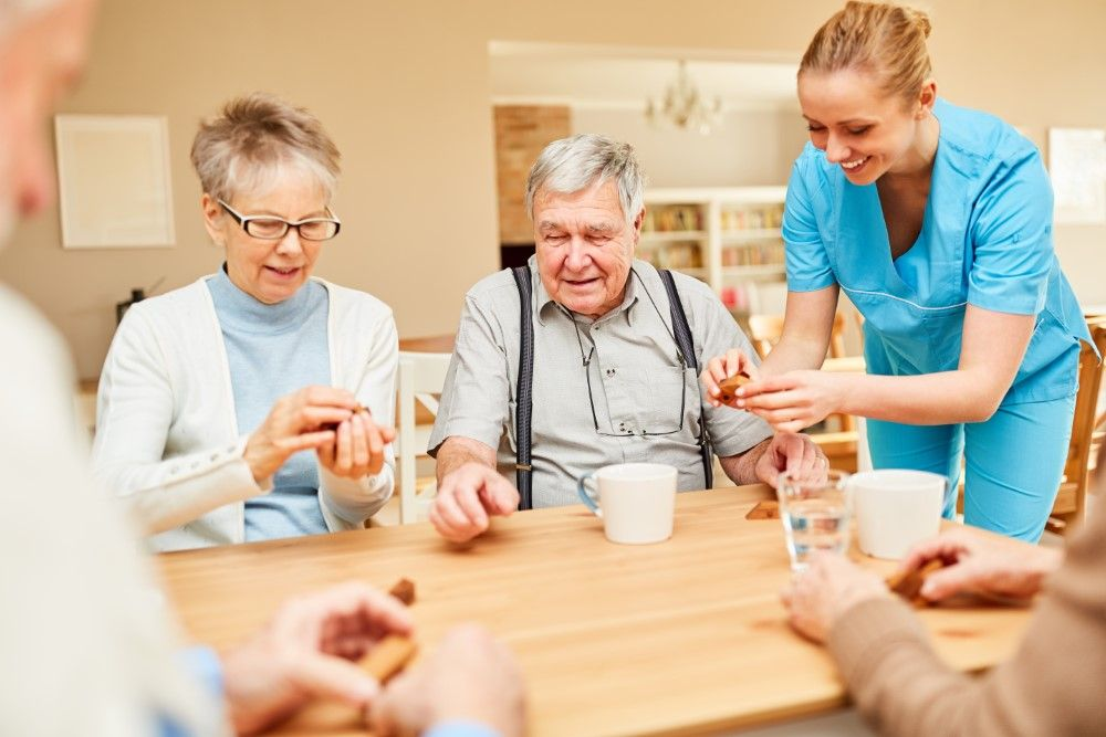 Benefits of Assisted Living