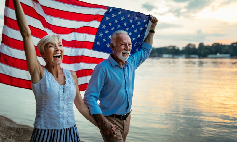 4th of July Celebrations in Senior Living