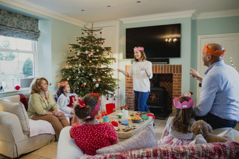 Staying In or Going Out: Joyful Ways to Spend the Holidays