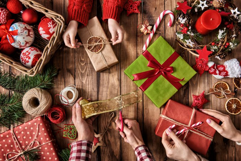 Christmas Crafts For You and A Friend
