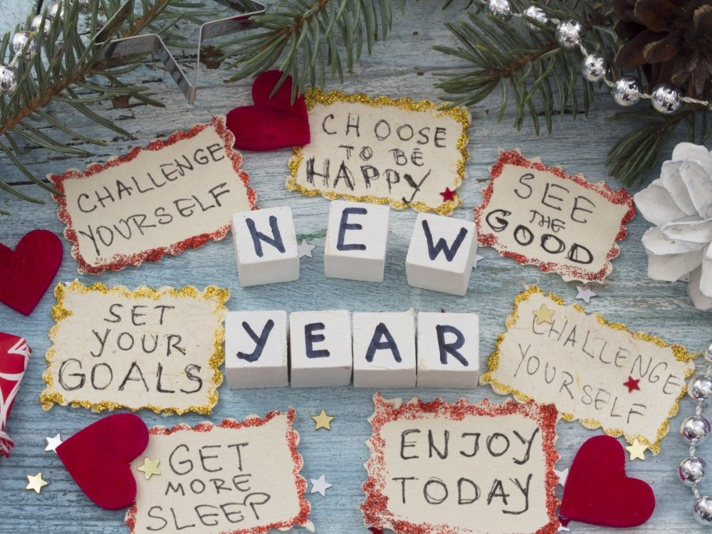 New Year, New You- Keeping Your Resolutions