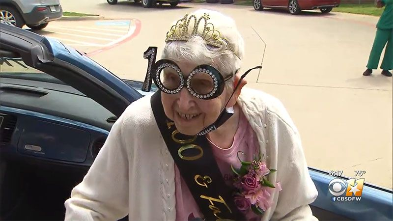 100-Year-Old North Texan, World War II Pilot Martha Cowan Celebrates Lifetime Of Breaking Gender Barriers