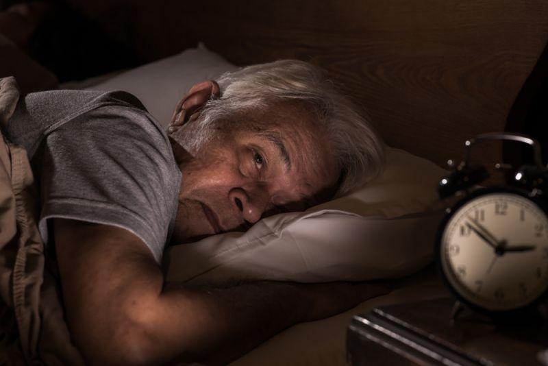 Sleep Problems and Seniors