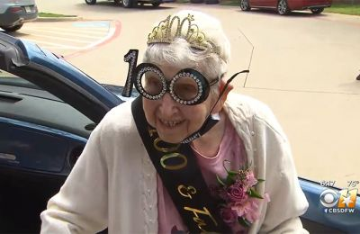 100-Year-Old North Texan, World War II Pilot Martha Cowan Celebrates Lifetime Of Breaking Gender Barriers