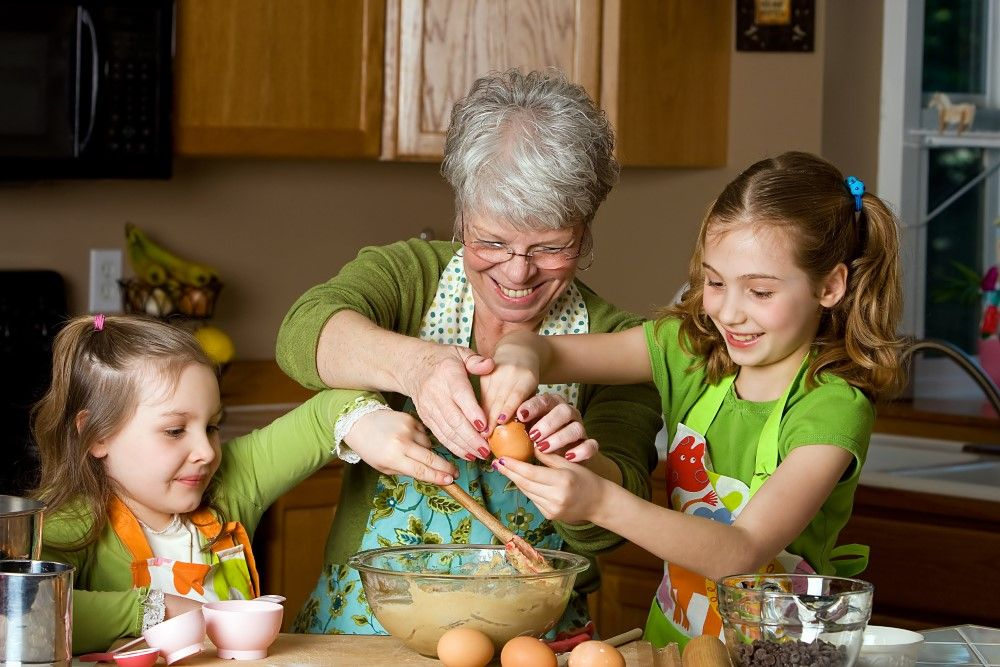 Fun Activities To Do With Grandkids